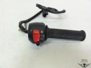 Suzuki Burgman AU 400 Gasgriff Armatur E-Start Schalter Einheit