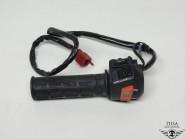 Honda NTV 650 Typ RC 33 Gasdrehgriff Gasgriff Schalterarmatur Schalter