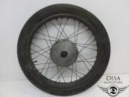 DKW Typ 136 Bj.1965 Vorderradfelge Vorderrad Felge Reifen Rad vorne