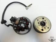 CPI Keeway Generic ATU 50 Lichtmaschine Lima Zündung Polrad Original