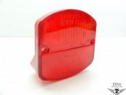 Zündapp Sport Combinette KS Rücklicht Glas 510 Rot NEU *