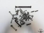 Zündapp Star 25 Typ 462 Schrauben Kleinteile Schraubenkonvolut Konvolut