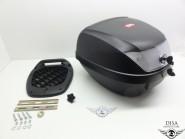 28L Top Case Box Koffer Roller Mofa Moped ATV Quad Topcase 28l NEU *