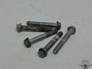 Piaggio NRG Power 50 Original Schrauben Schraube Getriebedeckel Getriebe
