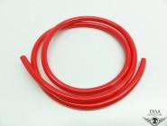 100 CM Benzinschlauch Rot Beta Benelli Honda Malaguti PGO REX NEU *