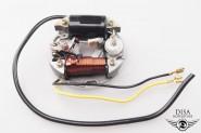Lichtmaschine komplett 6 Volt 17 Watt 6V 17W Hercules Prima und weitere NEU *