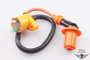 Racing Zündspule Tuning 2 Pins Top Qualität NEU *