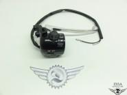 Yamaha DT 50 MX Gasgriff Armatur Schaltereinheit Schalter rechts RD50 NEU *