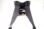 Trittbrett Verkleidung Fussbrett Innenraum Yamaha Aerox MBK Nitro schwarz *