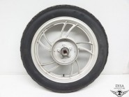 Yamaha XJ650 XJ 650 Typ 4K0 Hinterradfelge Hinterrad Felge Rad Reifen hinten