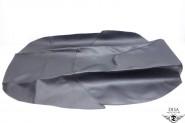Piaggio NRG mc2 Sitzbankbezug Sitzbank Bezug Sitzbezug Carbon NEU *