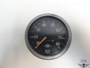 Hercules Supra 4 GP Tacho Tachometer VDO bis 80 km/H 7792,1 km gelaufen