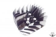 Yamaha DT RD 50 MX Zylinderkopf Zylinder Kopf 50ccm 40mm NEU *