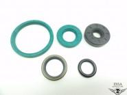 Simmering Simmerringe Wellendichtring Saxonette Spartamet Sachs 301 Motor NEU *