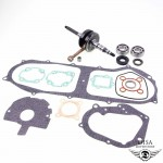 Kurbelwelle + Lager + Dichtsatz Motor für Yamaha Aerox MBK Nitro Minarelli NEU *