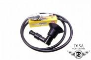 Zündkerzenstecker + Zündkabel + Zündkerze NGK - Yamaha Aerox MBK Nitro 50 NEU *