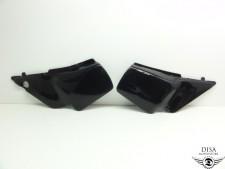 Honda MT 5 8 Paris Dakar Seiten Deckel Verkleidung schwarz Seitenverkleidung *