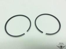 Velosolex 40mm Kolbenring Satz Kolben Ring Set 40.00 mm Velo Solex NEU *