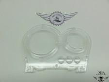 Yamaha Aerox MBK Nitro Tacho Scheibe Glas Abdeckung Tachoscheibe NEU *