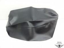 Malaguti F12 Phantom Sitzbank Bezug Schwarz Carbon NEU *