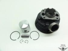 Sachs 50/4 LKH 50 4 Gang LF LFH NL 60ccm Tuning Zylinder Satz NEU *