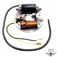 Zündapp Bergsteiger C CS CX ZD 50 Lichtmaschine 6V 17W Zündung NEU *