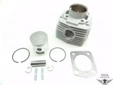 Airsal Zylinder 45mm 66ccm für Motobecane Mobylette AV 7 AV 85 NEU *