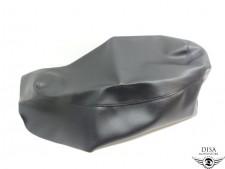Malaguti F12 Phantom Sitzbank Bezug Schwarz NEU *