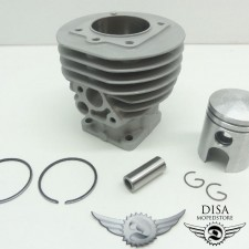 Velosolex Velo Solex Alu Tuning Zylinder 50ccm 3800 5000 Mofa Moped 40mm NEU *