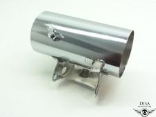 Yamaha DT 50 MX Luftfilter Gehäuse Kasten Chrom FS1 NEU *