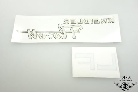 Kreidler Florett Lf Aufkleber Sticker Emblem Transfer 2700