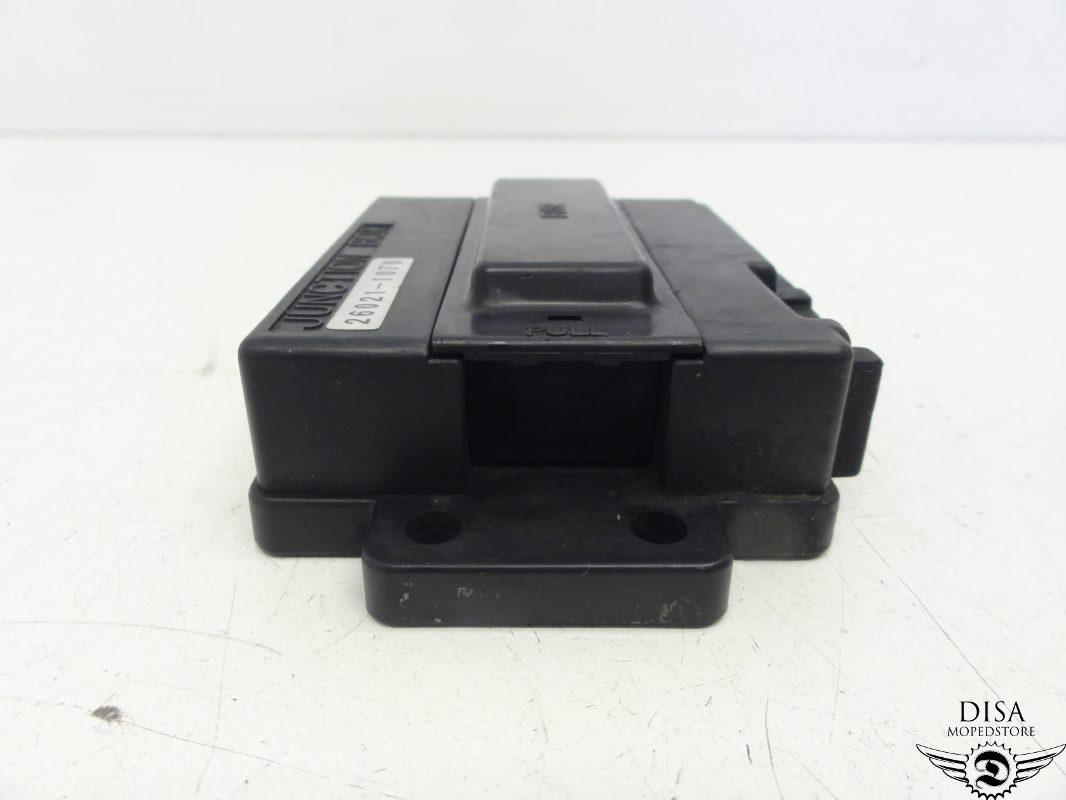 Kawasaki Zzr 1100 Typ Zxt 10 C Original Fuse Fusebox Box Sicherungskasten