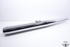 Auspuff 28mm mit Halterung für Kreidler Florett NEU *