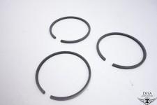 Kolben Ring Satz 3 teilig Kolbenring für Velosolex Velo Solex NEU *