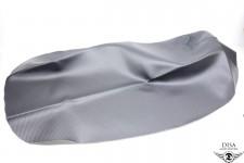 Piaggio MP3 Sitzbank Bezug Schwarz Carb 125 - 500 ccm Sitzbankbezug NEU *