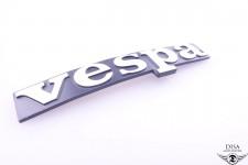 Piaggio Vespa PK PX 50 125 200 Beinschild Plakette Schriftzug Logo Emblem NEU *