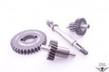 Getriebe Variator Motor für Piaggio Vespa Ciao NEU *