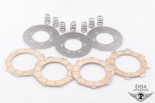 Kupplungslamellen verstärkt Reibscheiben Satz für Piaggio Vespa PX NEU *
