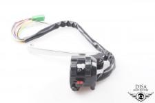 Armatur Kupplungshebel Schalter Hebel Einheit für Yamaha DT50 DT 50 NEU *