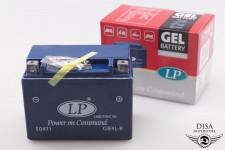 Batterie Gelbatterie 12V 4AH GB4L-B für Piaggio TPH 50 NEU *