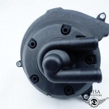 Wasserpumpe Schwarz Wasserpumpendeckel für Peugeot Ludix LC NEU *