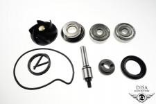 Wasserpumpe Reparatur Satz 9 tlg Piaggio MP3 125 250 X7 X8 X10 Vespa GTS NEU *