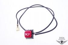 Hupenknopf Hupenschalter für Peugeot 103 NEU *