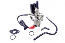 Vergaser + Dichtung Adapter Verbindungsstück Peugeot Speedfight 2 Buxy NEU *