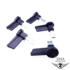 5x Zündschlüssel Schlüssel Simson Schwalbe KR51 S50 S51 S53 S70 SR50 SR51 NEU *