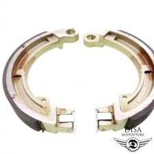 Bremsbacken vorne Bremsbeläge 125x17 für Piaggio Vespa Ape NEU *