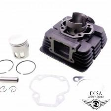 Yamaha DT 50 MX RD 50 Zylinder Kolben Mokick DT50 M ST 60ccm NEU *
