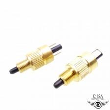 Bremslichtschalter 2x Bremslichtkontakt kurz für Piaggio TPH 50 NEU *