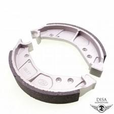 Bremsbacken 150mm Bremsbeläge für Hercules Sachs 50 NEU *