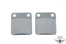Honda MB MT MTX SH 5 50 Bremsklötze Bremsbeläge vorne NEU *